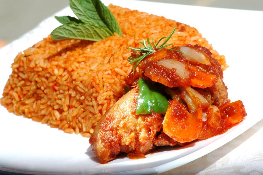 About Us jollof